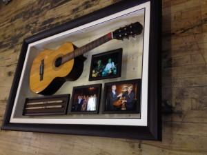 3d box framing guitar